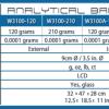 Accuris 210 g analytical lab balance