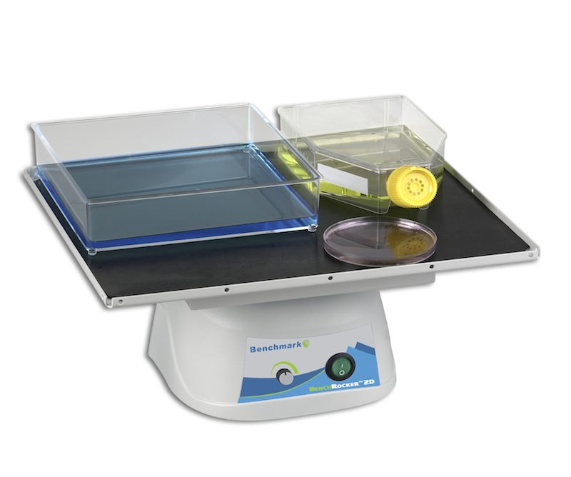 Benchmark Scientific BenchRocker 2D Benchtop Rocker BR2000
