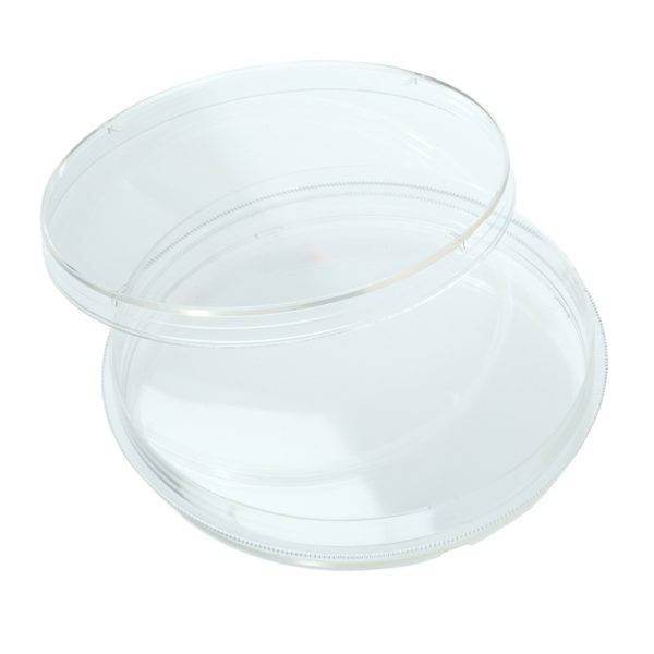 Celltreat 100 x 15 mm Nontreated Culture Dishes Grip Rings 229692 229693