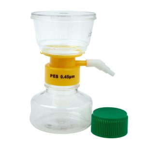 Celltreat 150 mL Filter System 0.45 um Pore Size 229701