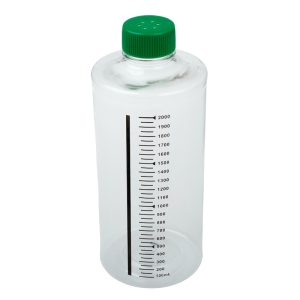 Celltreat 850 cm2 Plastic Roller Bottle Vented 229385