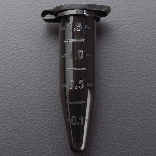 Celltreat Black 1.5 mL Minicentrifuge Tubes 229437