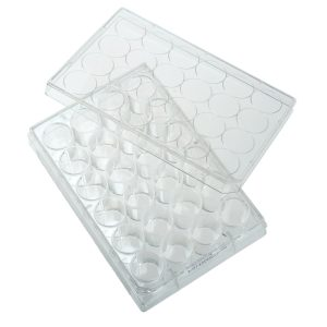 Celltreat Untreated 24 Well Cell Culture Plates 229524
