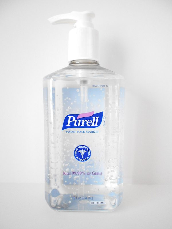 Purell Instant Hand Sanitizer Pump Bottle 12 fl oz
