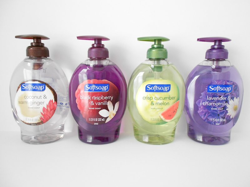 Softsoap Hand Soap Pump Bottles 11.25 fl oz