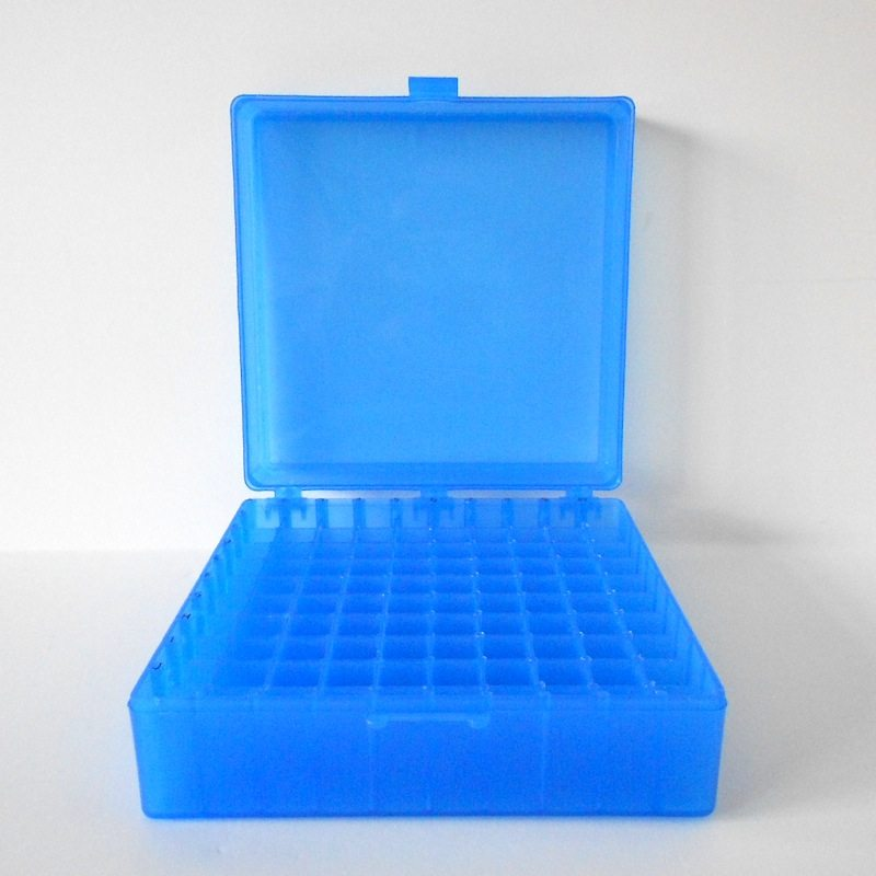 MTC Bio Hinged Plastic Freezer Storage Box R1020