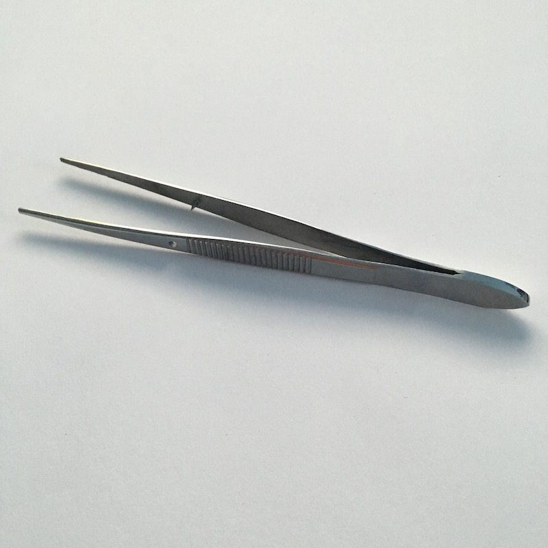 4.5 inch Medium Point Forceps