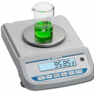 Accuris 1200 g compact lab balance