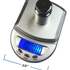 Accuris calibration weights