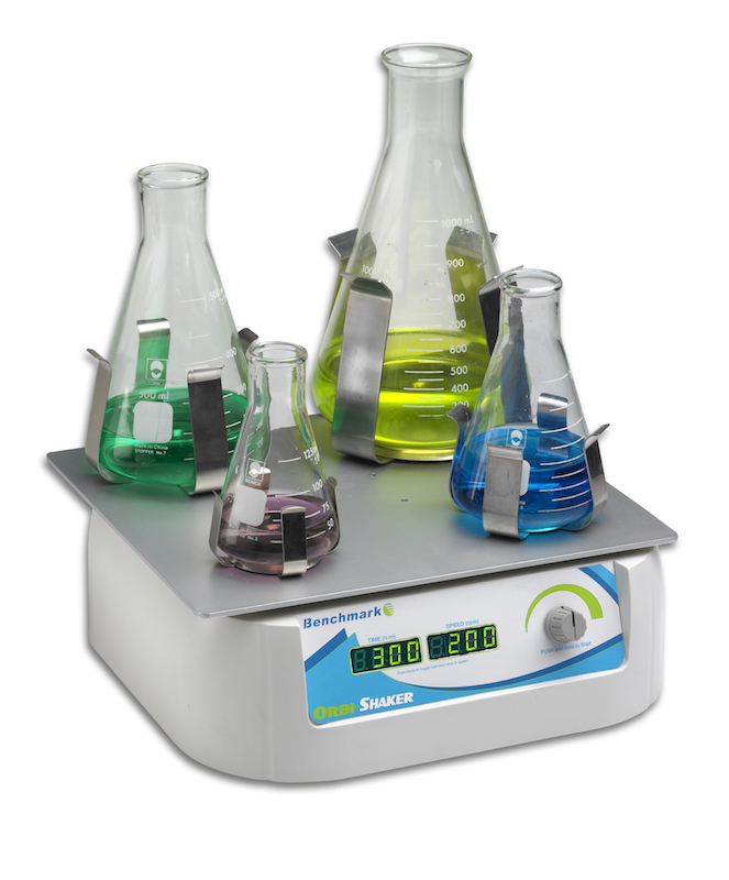 Benchmark Scientific Orbi-Shaker Jr Orbital Shaker BT300 H1000MR