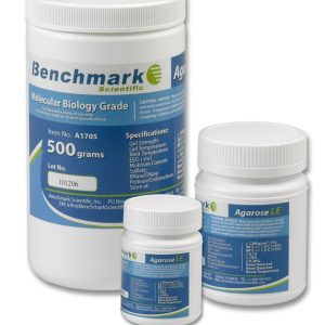 Benchmark Scientific Agarose LE Molecular Biology Grade A1705 A1701 A1700