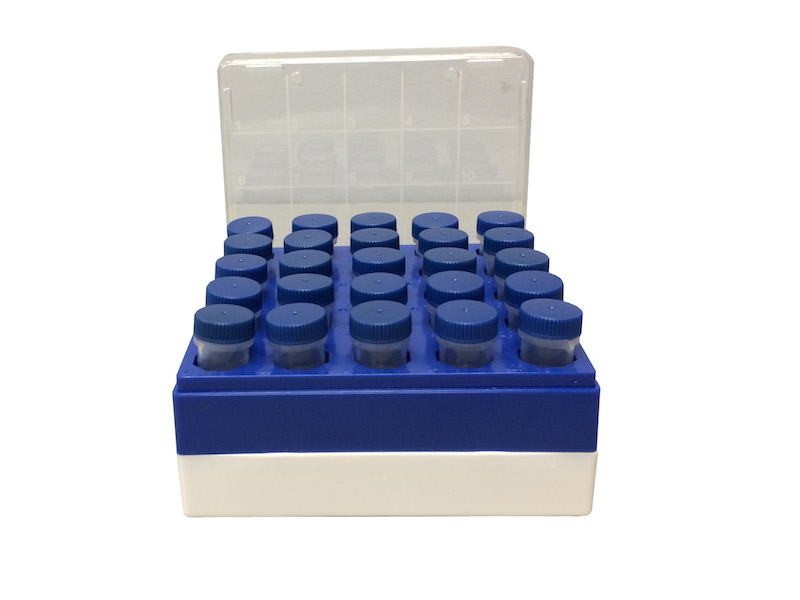 MTC Bio MacroTube Freezer Storage Box C2581
