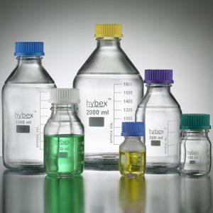 Media Storage Bottles