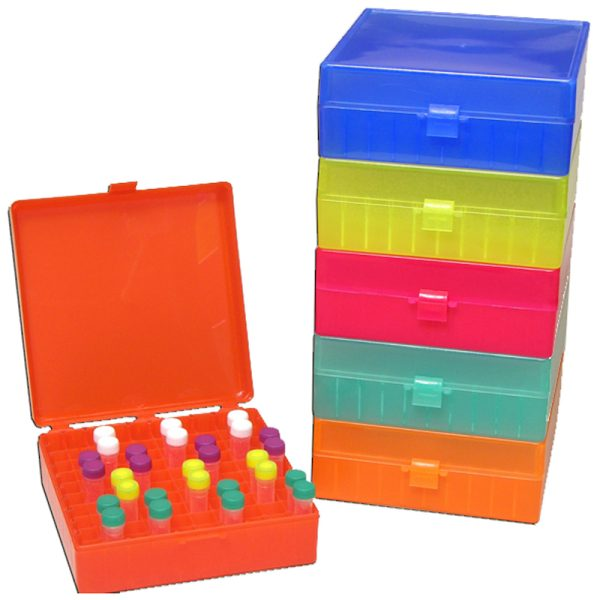 MTC Bio Tube Storage Boxes