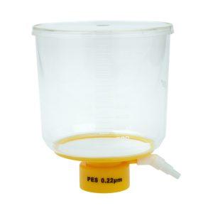 Celltreat 1000 mL Bottle Top Filters Polystyrene PES 0.22 um Filter 229718