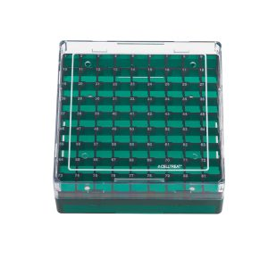 Celltreat 100 Place Cryogenic Vial Storage Boxes 229945