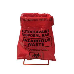 MTC Bio Benchtop Biohazard Disposal Setup A9004-SK