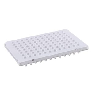 MTC Bio PCR Plates Fast Low Profile White Wells 96 x 0.1 mL P9601-SW