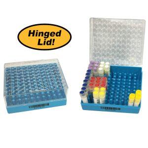 MTC Bio Cryovial Storage Boxes 81 place R2081